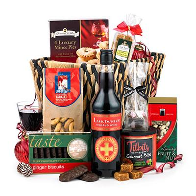 Image of Promotional Festive Warmer Hamper