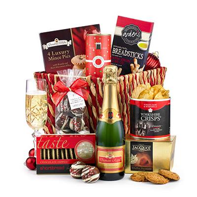 Image of Promotional Christmas Sparkle Hamper