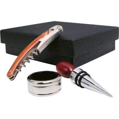Image of Valdi 3-piece wine set