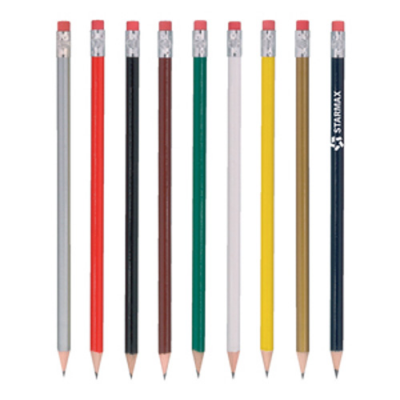 Image of Star Wooden Pencil