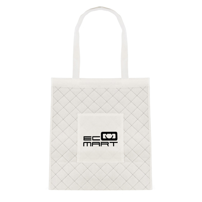 Image of Scott Quilted Non Woven Bags