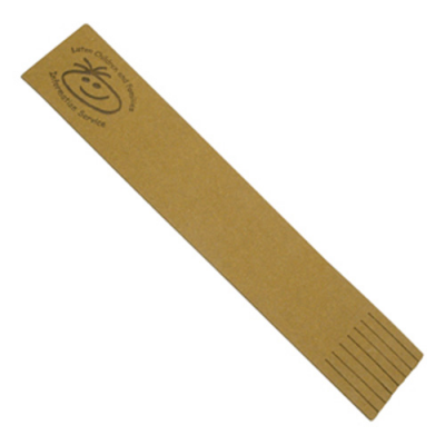 Image of Eco Natural Leather Bookmark