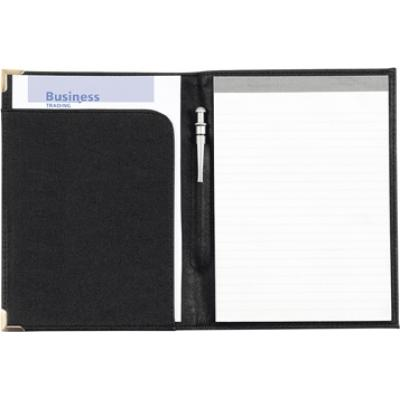 Image of A5 folder, excl Pad Printed, item 8500