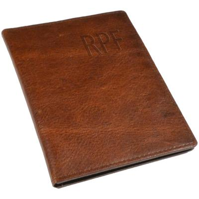 Image of Ashbourne Full Hide Leather Passport Wallet