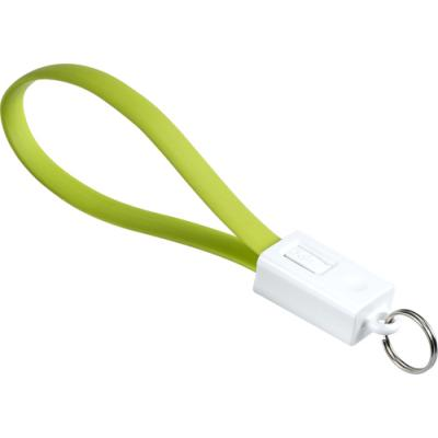 Image of Charging cable and key holder in one