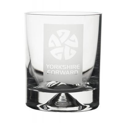 Image of Dimple Base Whisky Tumbler