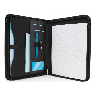 Image of Clapham Deluxe Zipped A4 Folder